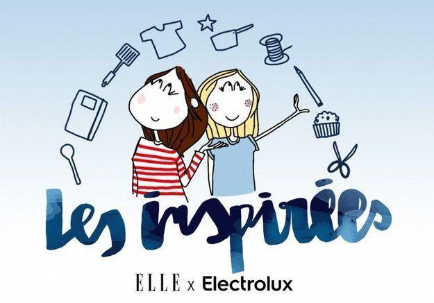ELLE & Electrolux lancent « Les inspirées ». Qu'es-ce-que c'est ?