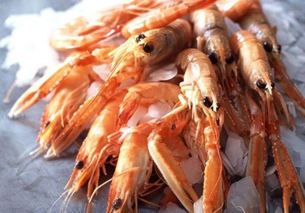 Cuisson langoustines comment cuire des langoustines - Cuisson des pleurotes recette de cuisine ...