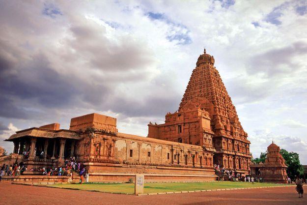 Grands temples vivants de Chola, Tamil Nadu
