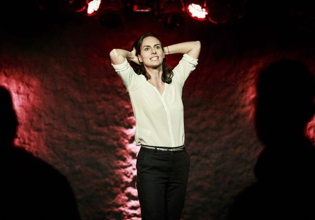 Stand up : on part en live avec Olivia Moore !