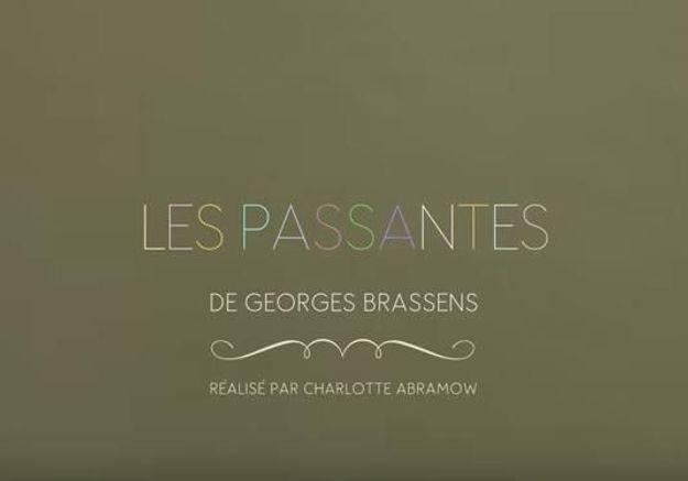 """""""Les Passantes"""" : Brassens et les femmes superbement mis en image par Charlotte Abramow"""