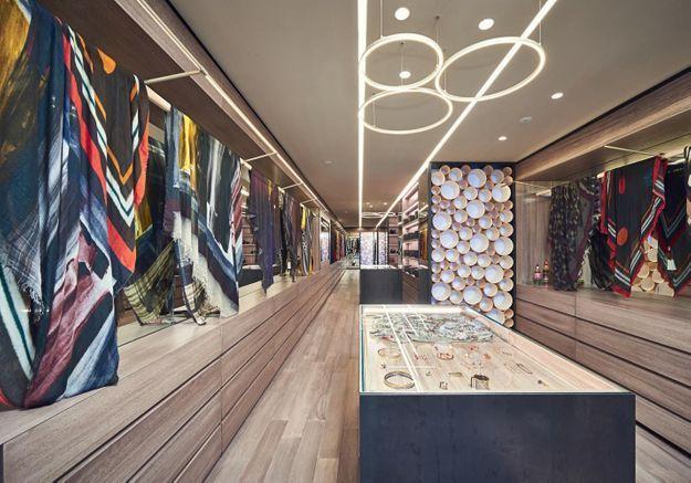 #ELLEFashionSpot: la boutique londonienne de Faliero Sarti