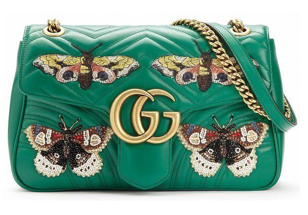 #ELLEFashionSpot : le style star Gucci au Printemps