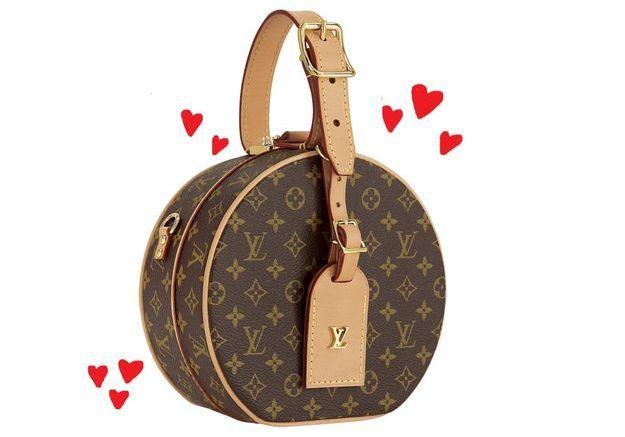 It-pièce : le sac rond de Louis Vuitton