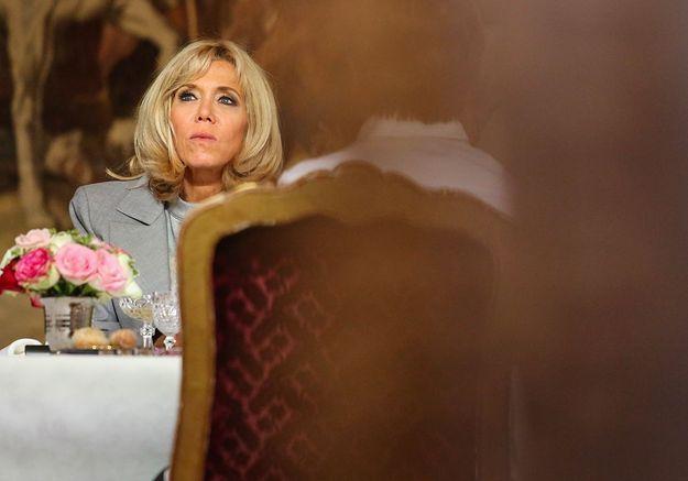 Brigitte Macron : les dessous de son déjeuner avec Bernadette Chirac