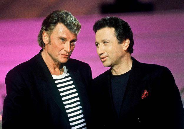 Héritage de Johnny : « Il aurait aimé qu'on ferme notre gueule », selon Michel Drucker