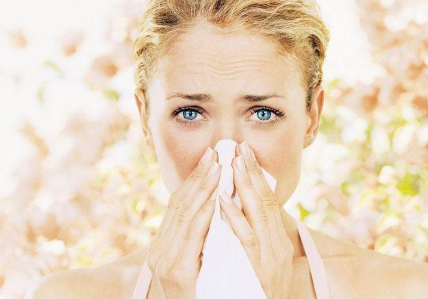 Etes-vous allergique au pollen sans le savoir ?