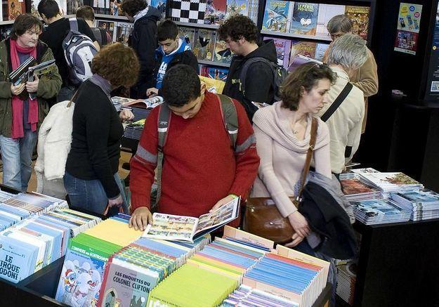 Taxé de sexiste, le festival de BD d'Angoulême revoit sa copie
