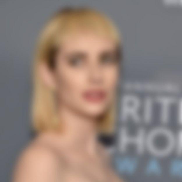 Critics Choice Awards : cette actrice portait une fausse frange et elle n'aurait pas dû