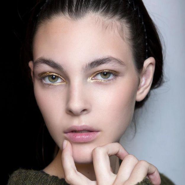 maquillage yeux en amande