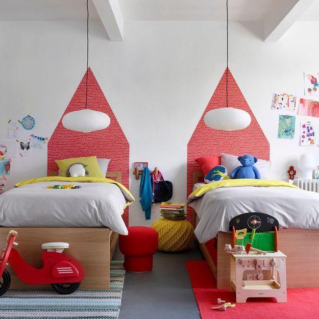 Boutiques Enfants Les Adresses Incontournables à Paris Elle - Canapé 3 places pour magasin deco chambre enfant