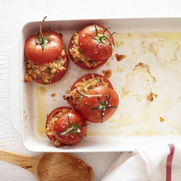 Que boire avec des tomates farcies ?