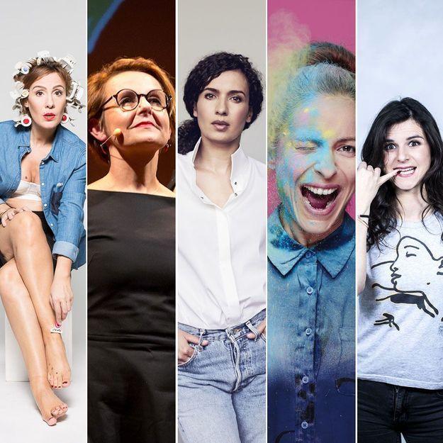 Ces 5 filles vont vous faire rire en 2017 !