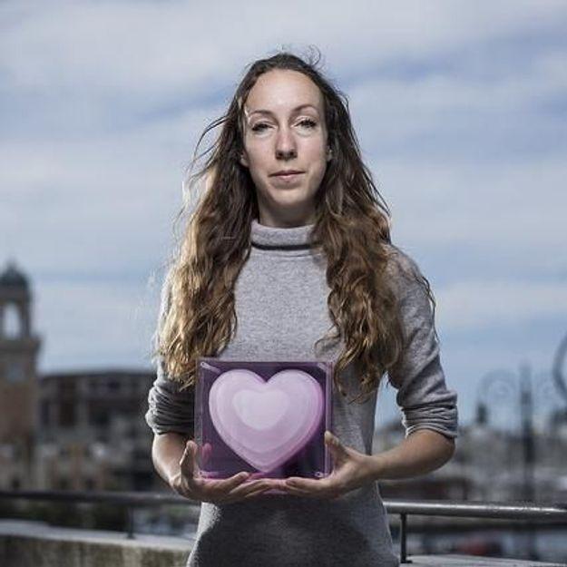 3 questions à Iris van Herpen, créatrice et membre du jury du concours mode et joaillerie International Talent Support