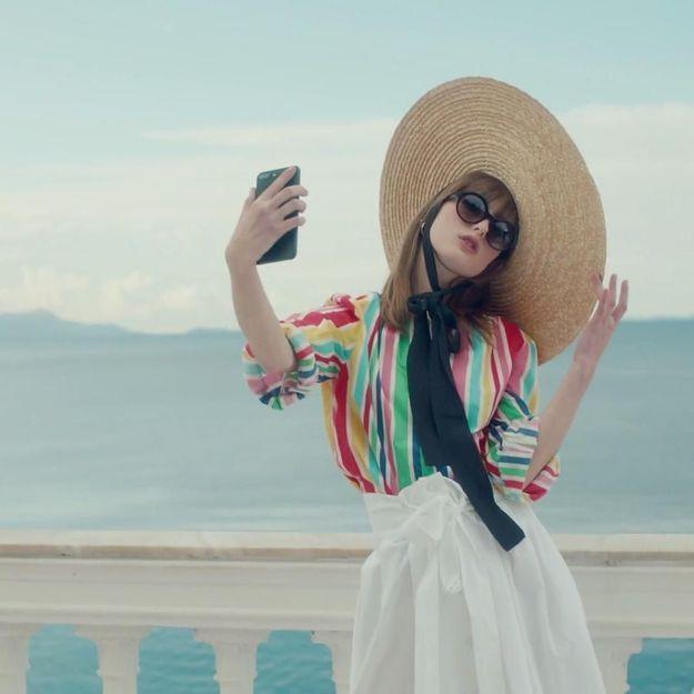 #Prêtàliker : la vidéo Tara Jarmon qui nous donne envie d'été