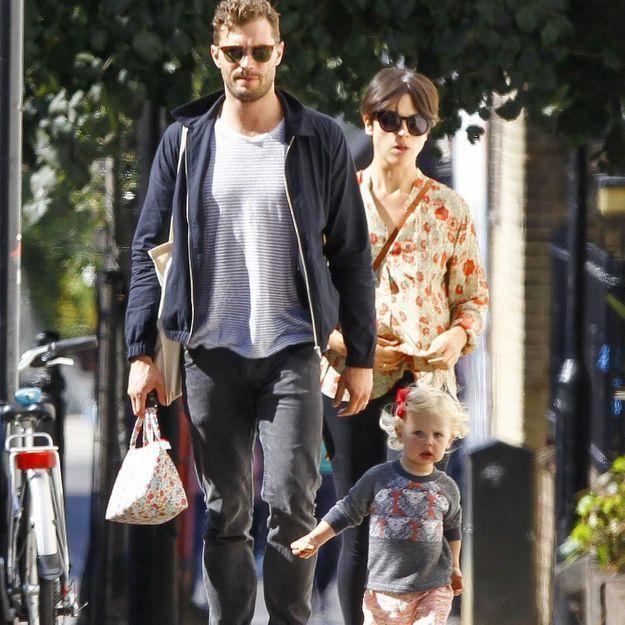 Cinquante nuances de Grey : Jamie Dornan papa pour la deuxième fois !
