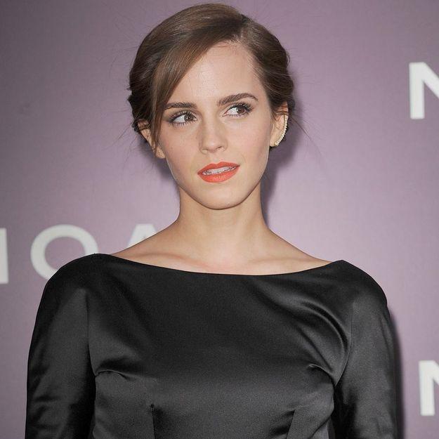Les confidences d'Emma Watson face aux critiques