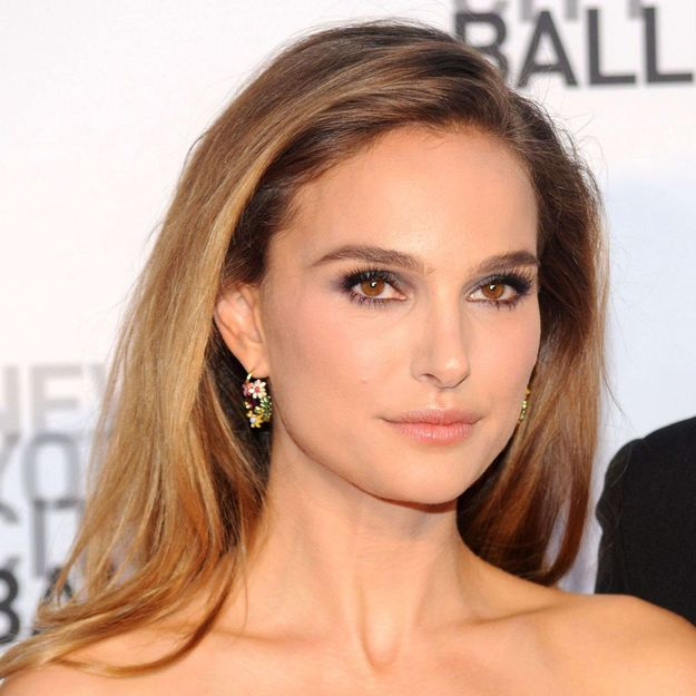 natalie portman tout le monde r ve de vivre paris elle. Black Bedroom Furniture Sets. Home Design Ideas