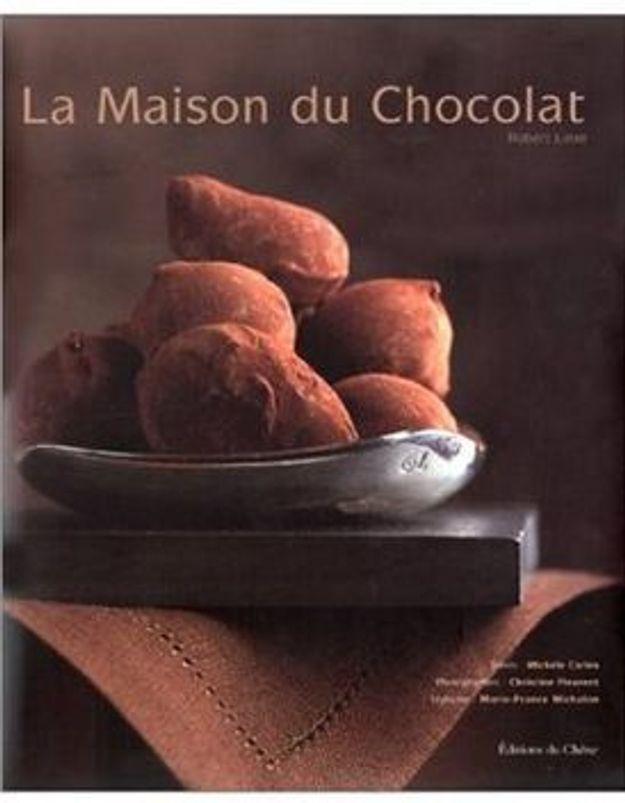 """Le pétrin : """"Le Biscuit Moelleux au Chocolat de la Maison du Chocolat"""""""