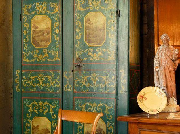 L'armoire d'Uzès