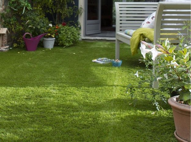 Comment am nager un jardin en longueur elle d coration for Amenager un jardin