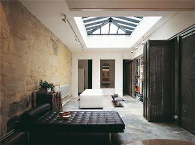 appartements d architectes paris elle d coration. Black Bedroom Furniture Sets. Home Design Ideas
