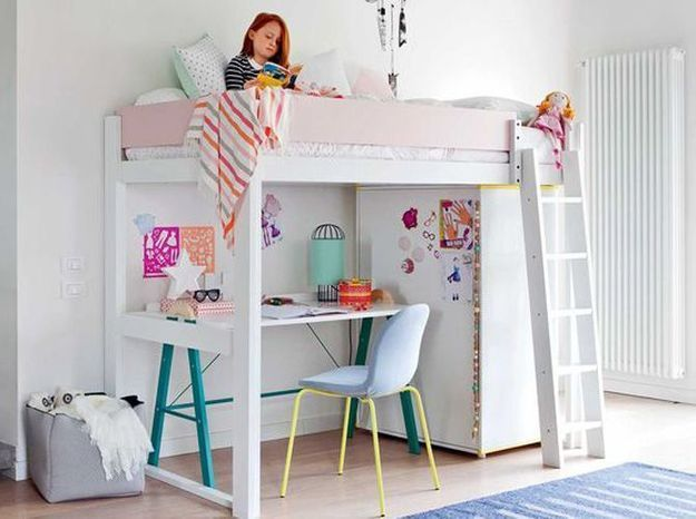 4 conseils pour une chambre d 39 enfants design elle d coration. Black Bedroom Furniture Sets. Home Design Ideas