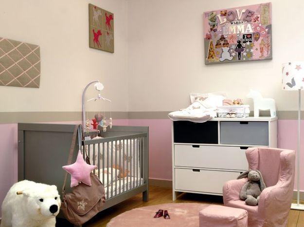 nos conseils pour am nager et d corer une chambre d enfant elle d coration. Black Bedroom Furniture Sets. Home Design Ideas