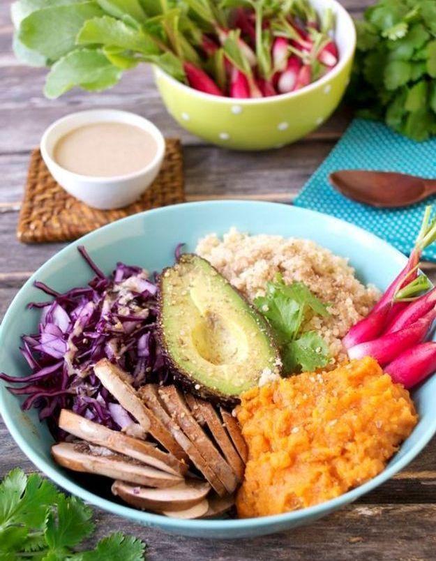 Des tips pour manger équilibré en 15 minutes chrono