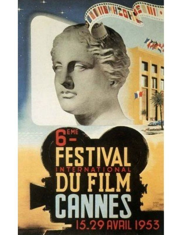 Cannes 1953