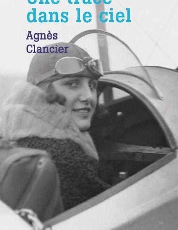 « Une trace dans le ciel » d'Agnès Clancier (Arléa)