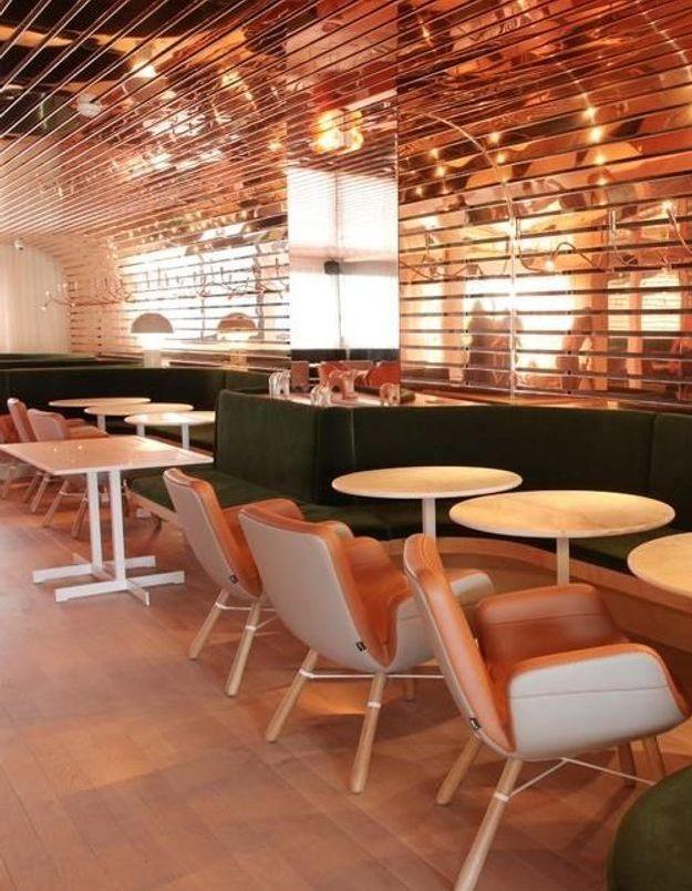 Le Belair : enfin un bar à cocktails à la Maison de la radio