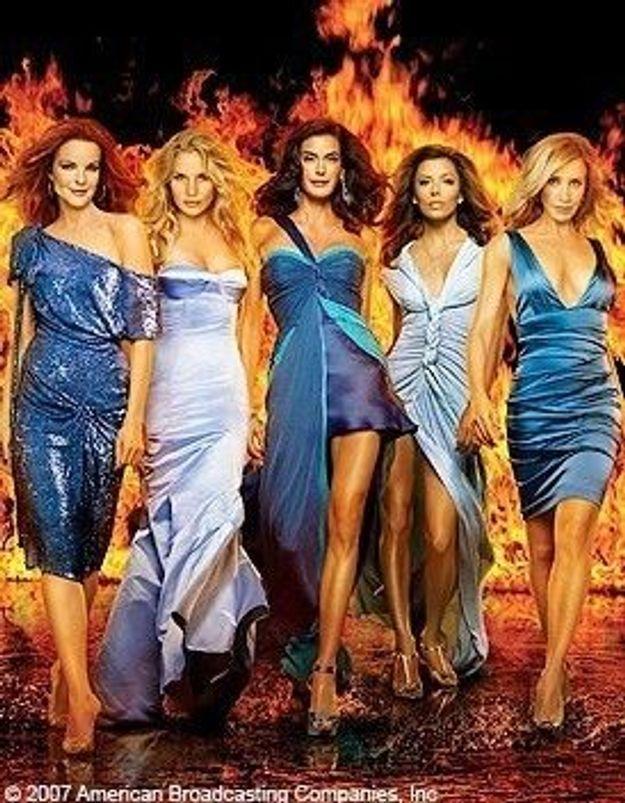 Bientôt la fin de « Desperate Housewives » ?