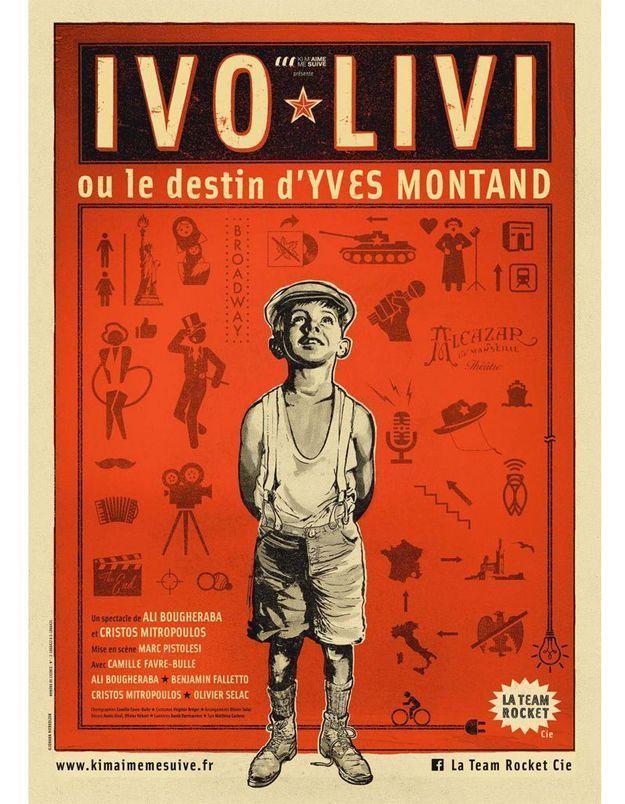 « Ivo Livi ou le destin d'Yves Montand », le coup de coeur spectacle de Nawell Madani