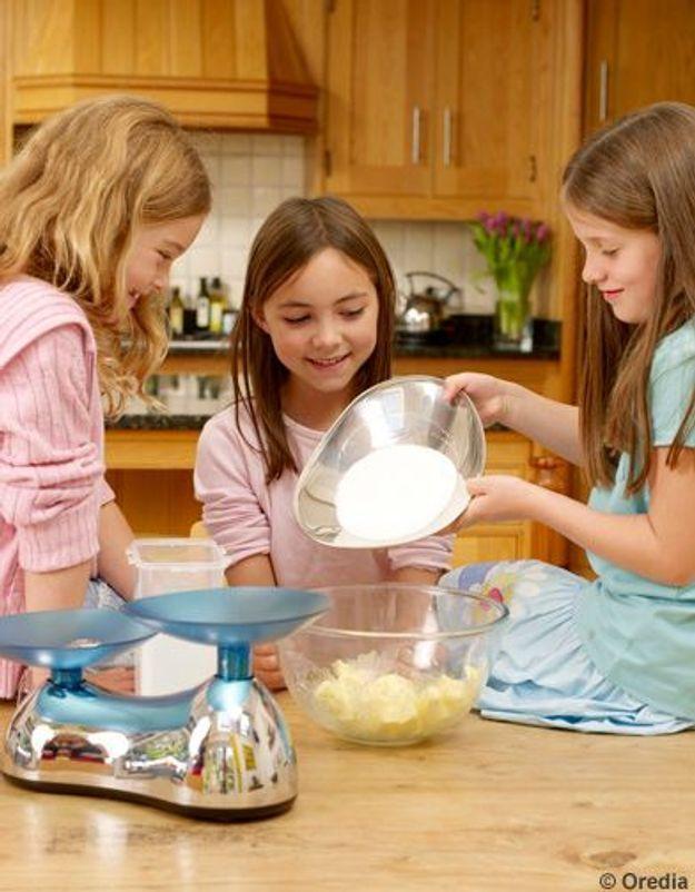 La cuisine est un jeu d enfants elle - La cuisine des enfants ...