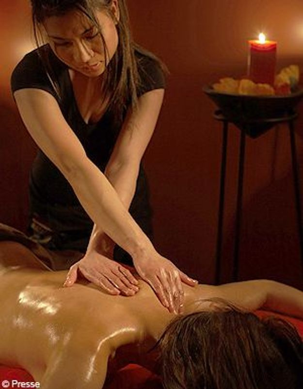 orchid thai massage japanske porno