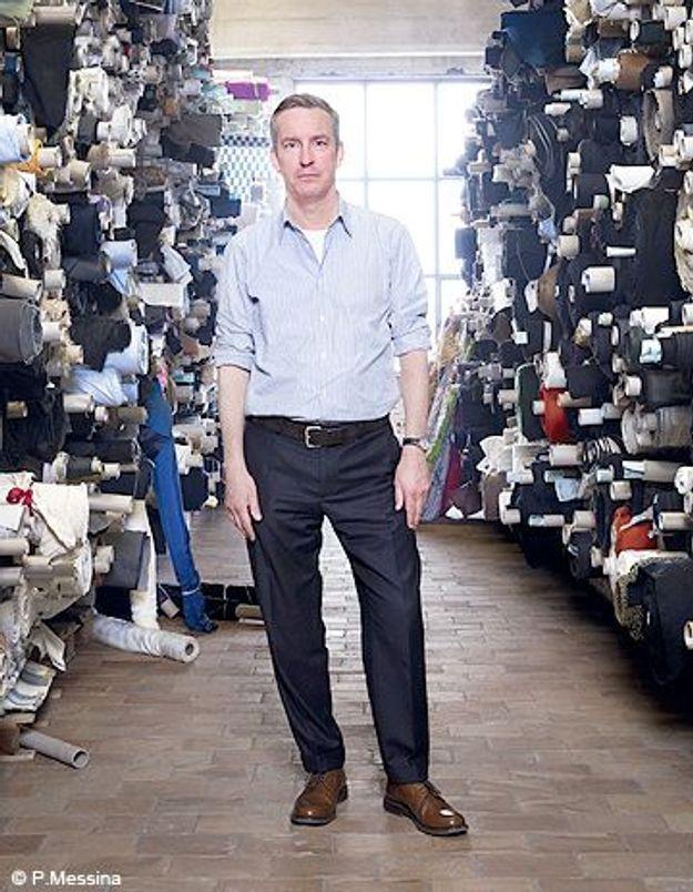Interview : Dries Van Noten, l'alchimiste de la mode