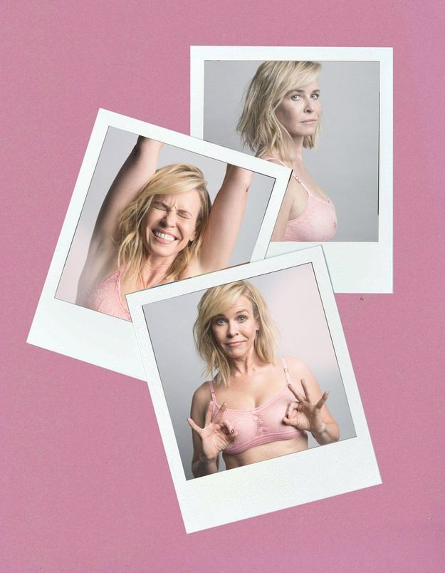 Stella McCartney et Chelsea Handler se mobilisent contre le cancer du sein