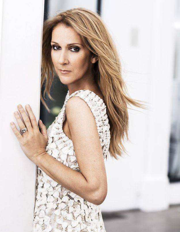 "Celine Dion: ""I accepted, processed, without the help of surgery"""