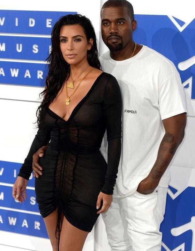 Kim Kardashian et Kanye West : le sexe de leur futur bébé (enfin) dévoilé