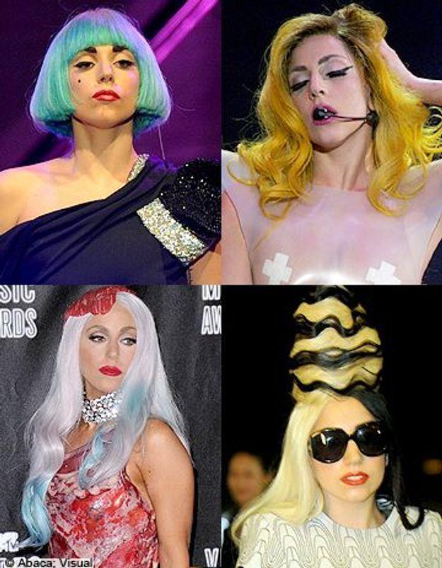 Lady Gaga devient chauve !