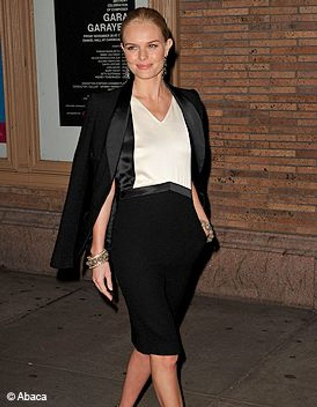 Le look du jour : Kate Bosworth