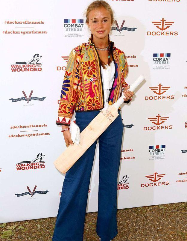 Qui est Amelia Windsor, la jeune lady qui détrône Kate Middleton?