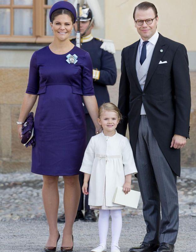 Royal baby : Victoria de Suède a accouché !