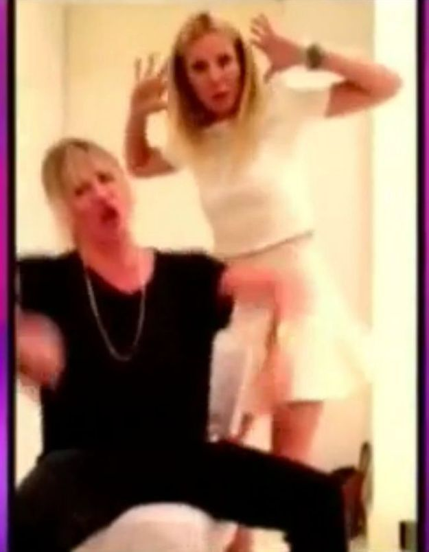 Vidéo : Gwyneth Paltrow et Cameron Diaz improvisent un rap