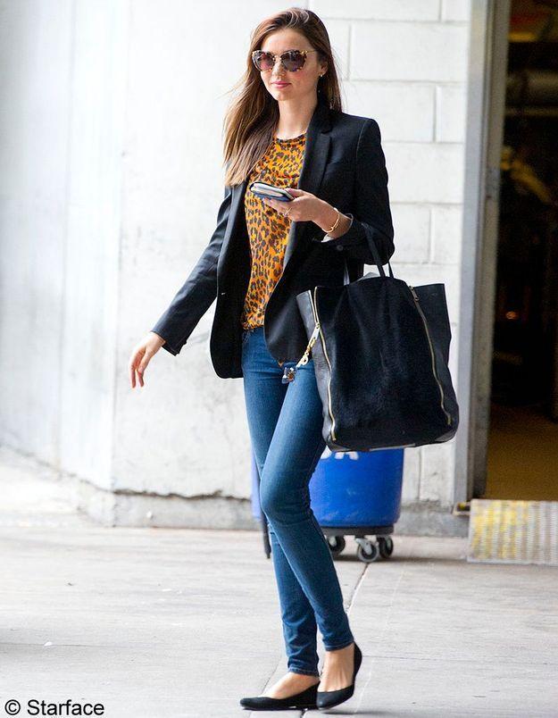 Le look du jour : Miranda Kerr
