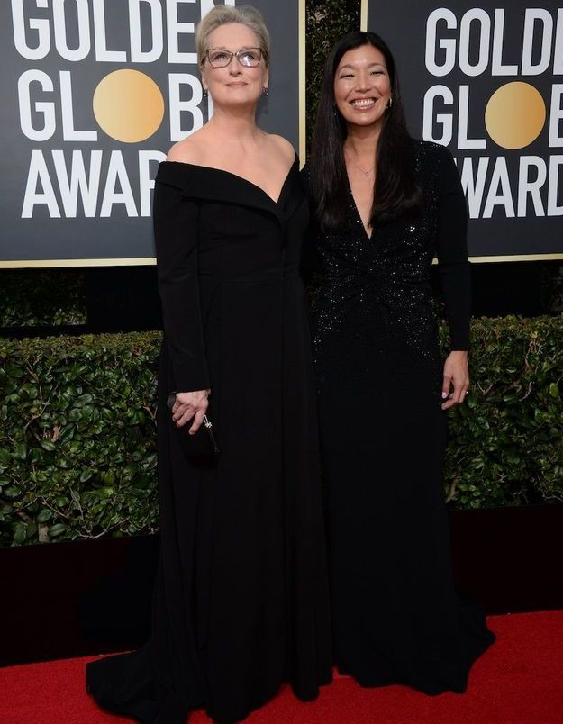 Meryl Streep en Vera Wang Collection