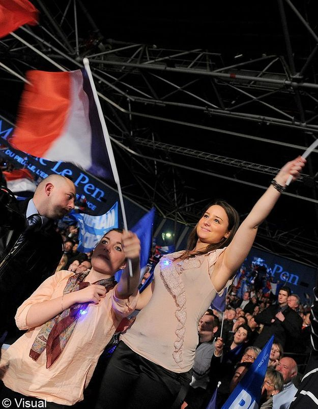 """""""Une partie de l'électorat féminin a cédé à la tentation lepéniste"""""""
