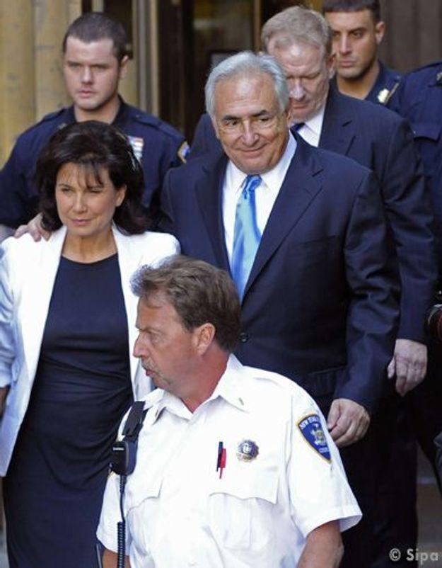 DSK est libre, mais les accusations sont maintenues