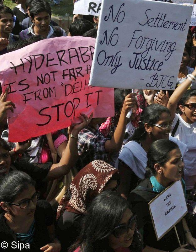Viol collectif en Inde: la peine de mort envisagée